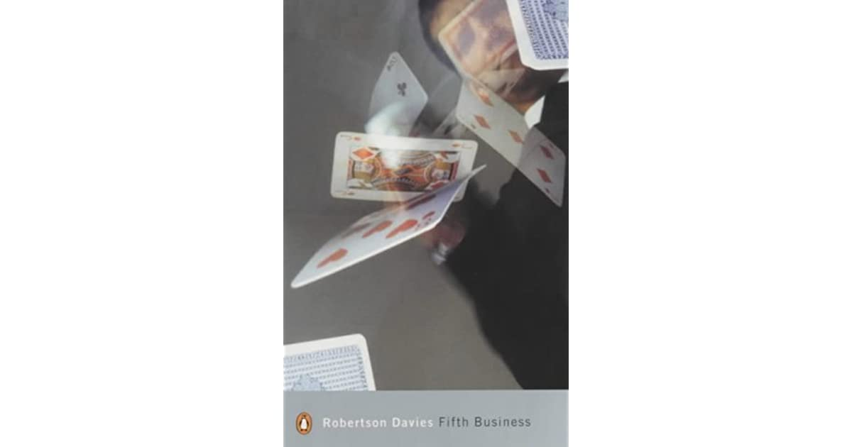 fifth business by robertson davies