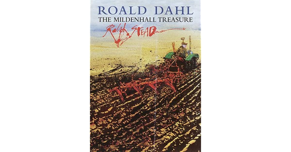 The mildenhall treasure by roald dahl fandeluxe Image collections