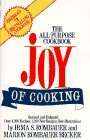 The Joy of Cooking Standard Edition: The All-Purpose Cookbook