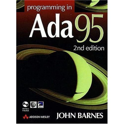 Programming in Ada 95 2nd Edition