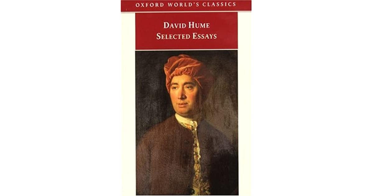 an nalysis of david hume essay A permanent online resource for hume scholars and students, including reliable texts of almost everything written by david hume, and links to secondary material on the web.