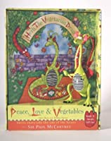 Peace, Love and Vegetables Gift Set: Herb, the Vegetarian Dragon Book and Bendo (Herb the Vegetarian Dragon)