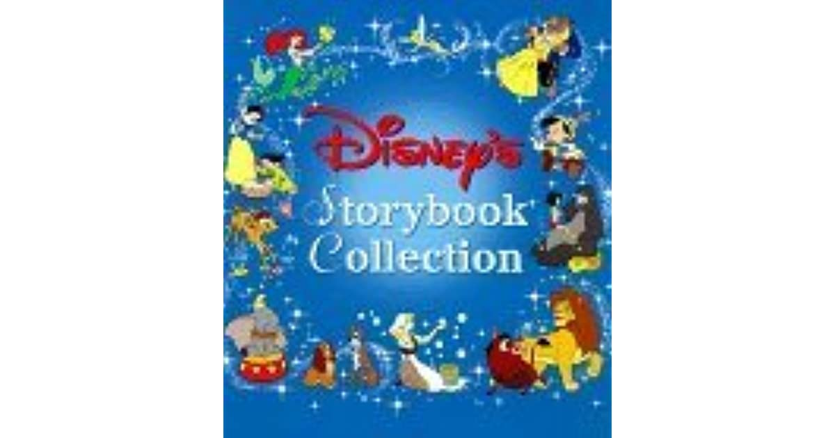 disneys storybook collection by nancy parent - Disney Christmas Storybook Collection