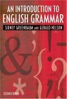 An Introduction to English Grammar (Longman Grammar, Syntax and Phonology)