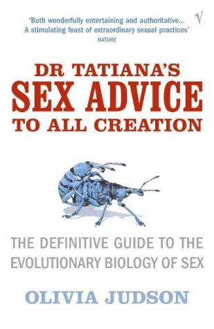 El consejo sexual del Dr. Tatiana para toda la creación