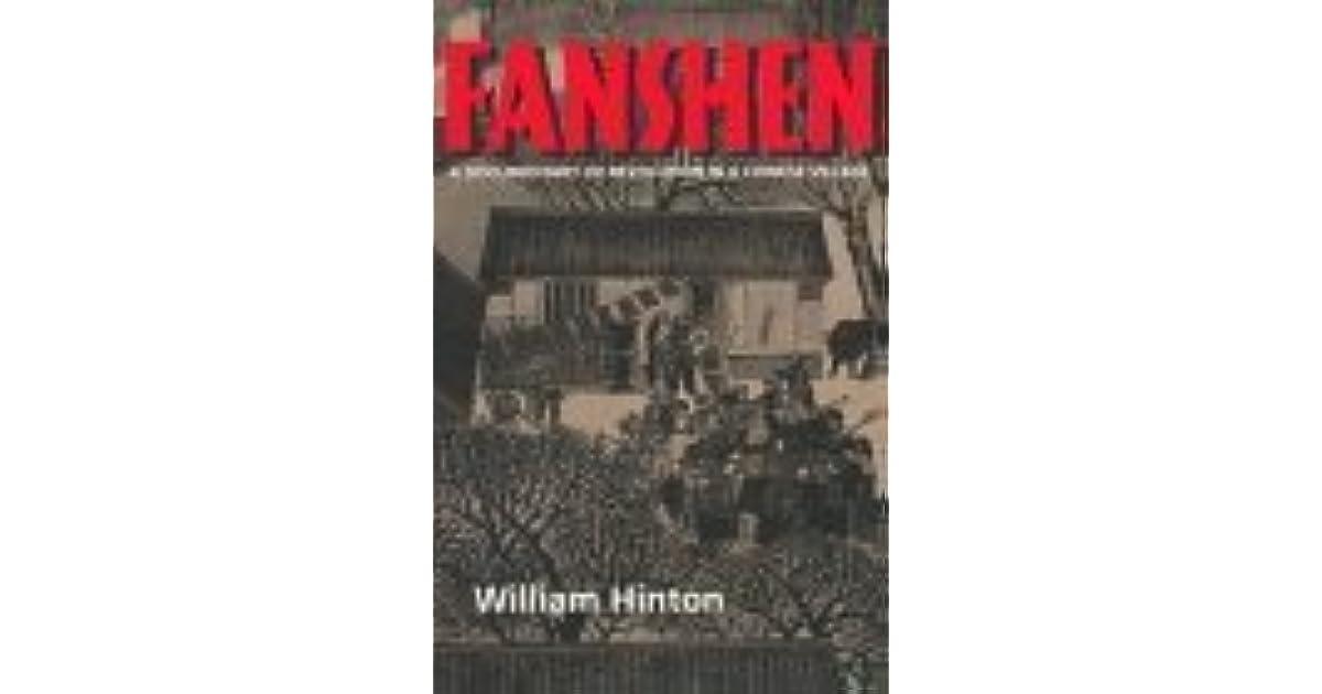 FANSHEN HINTON EPUB