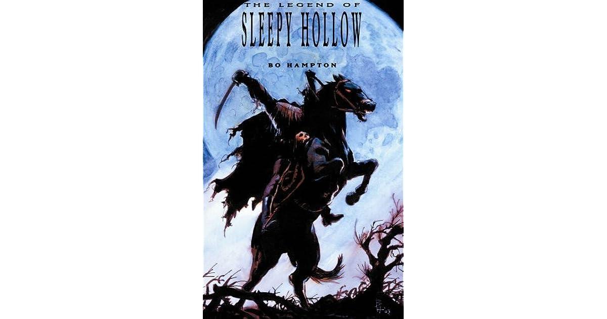 literary analysis the legend of sleepy hollow The legend of sleepy hollow washington irving, 1820.
