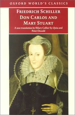 Read Don Carlos And Mary Stuart By Friedrich Schiller