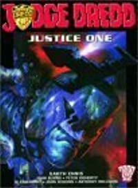 Judge Dredd: Justice One (2000 AD Presents)
