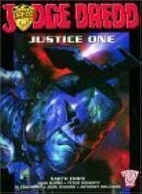 Judge Dredd: Justice One (2000 AD Presents)