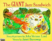The Giant Jam Sandwich (Piper Picture Books)