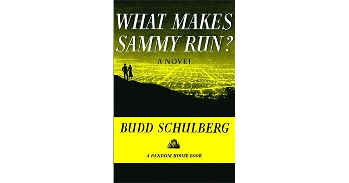 what makes sammy run pdf