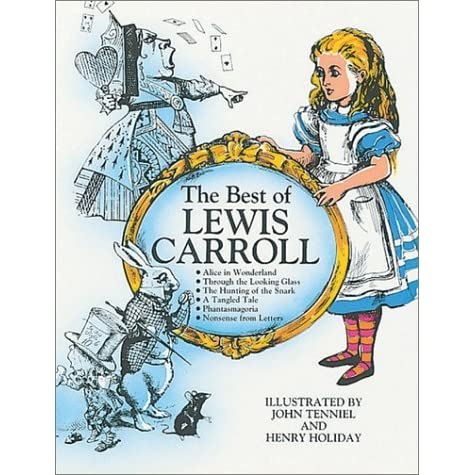 "an analysis of the durability of nonsense tales in alice in wonderland by lewis carroll Explore the linguistic tricks used to make lewis carroll's puns, parodies and nonsense alice's adventures in wonderland translating ""alice's adventures."