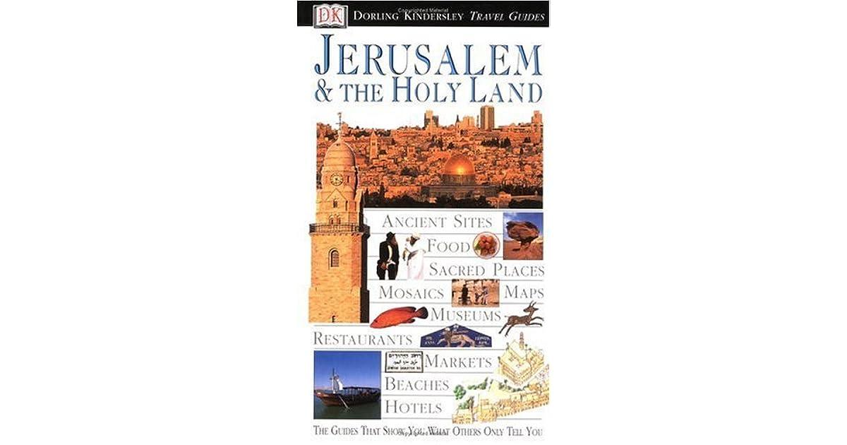 DK Eyewitness Travel Guide Jerusalem /& the Holy Lands