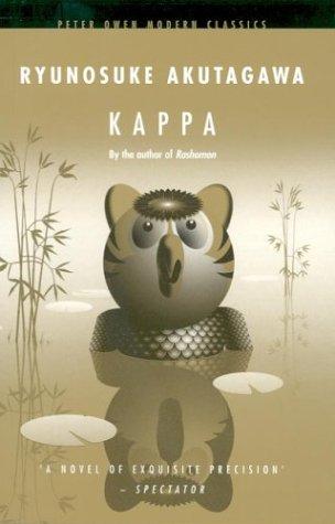 Kappa by Ryūnosuke Akutagawa