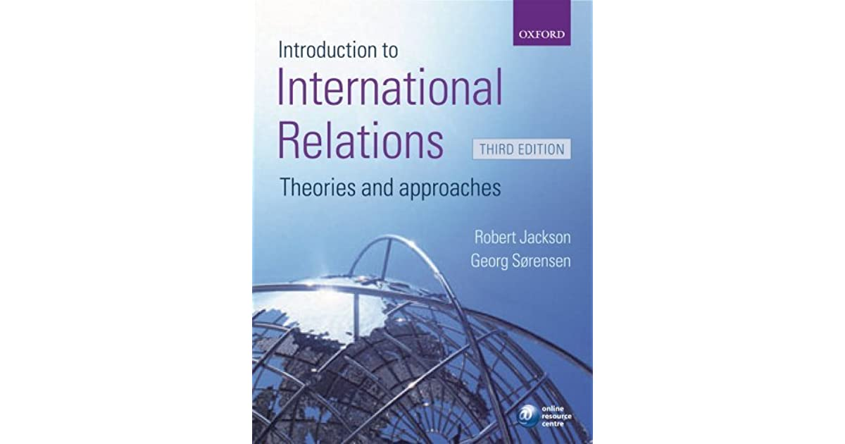 Introduction to International Relations: Theories and