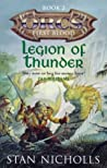 Legion of Thunder (Orcs: First Blood, #2)