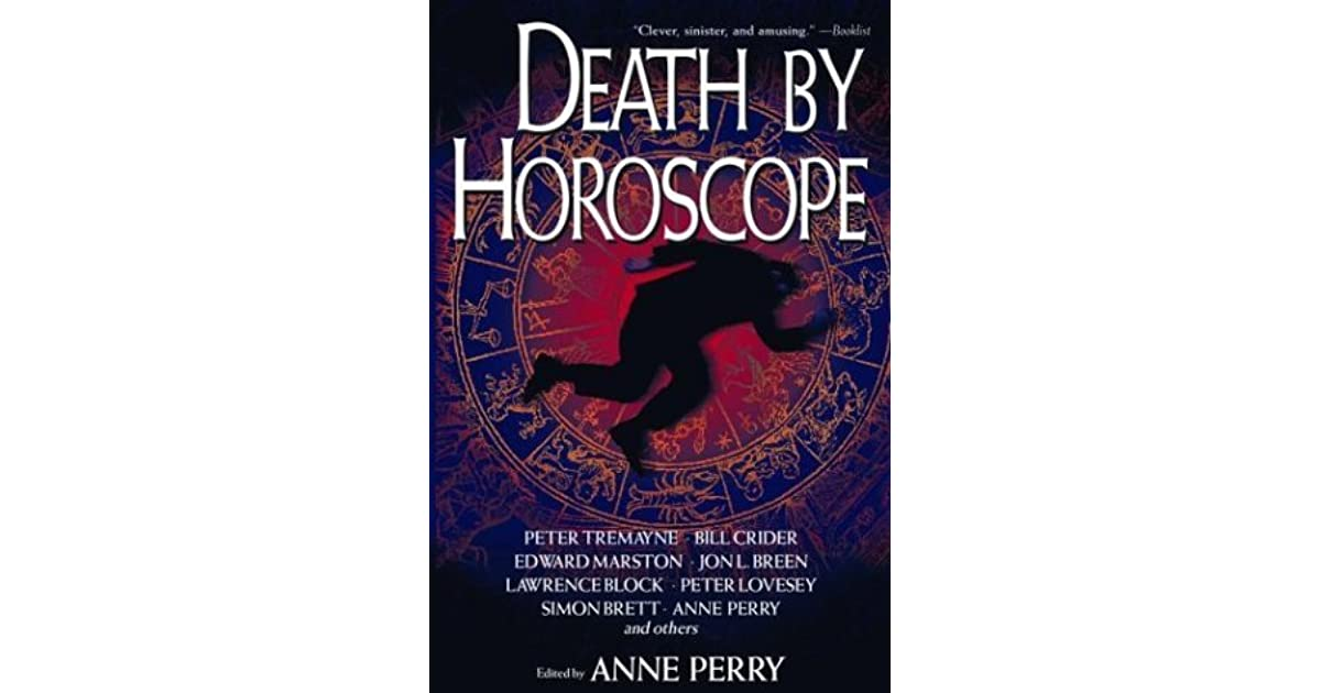 Death by Horoscope by Anne Perry