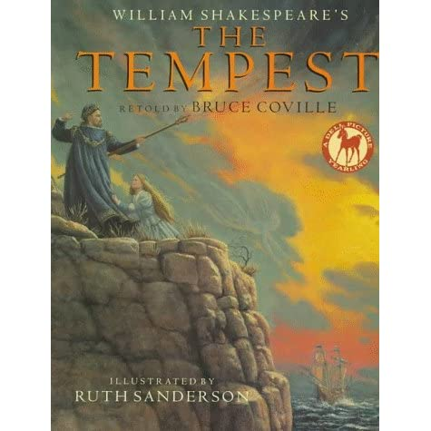 an analysis of the use of contrasts in act i of the tempest by william shakespeare Act i, scene 1 summary and analysis the tempest questions and answers william shakespeare william shakespeare's the tempest includes aspects of.
