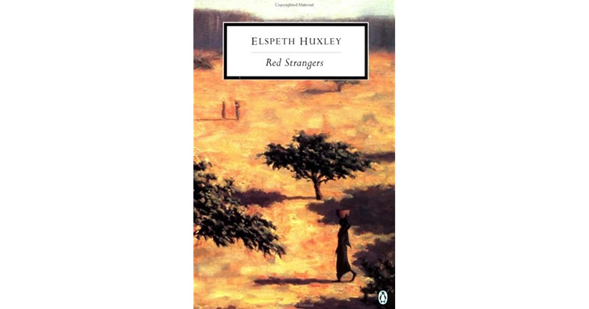 red strangers dawkins richard huxley elspeth