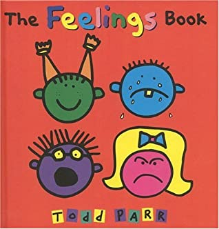 picture about Feelings Book Printable named The Inner thoughts Ebook as a result of Todd Parr