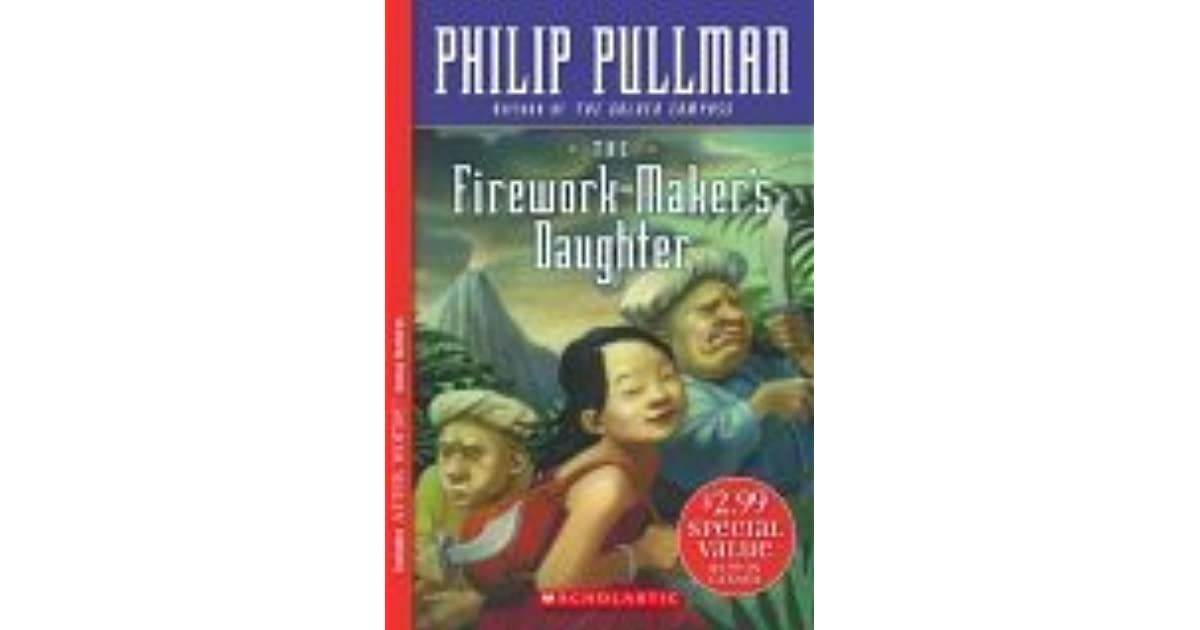 book review of the firework maker's How would you rate the firework-maker s daughter (leave blank if you just want to comment on the book and not review it):.