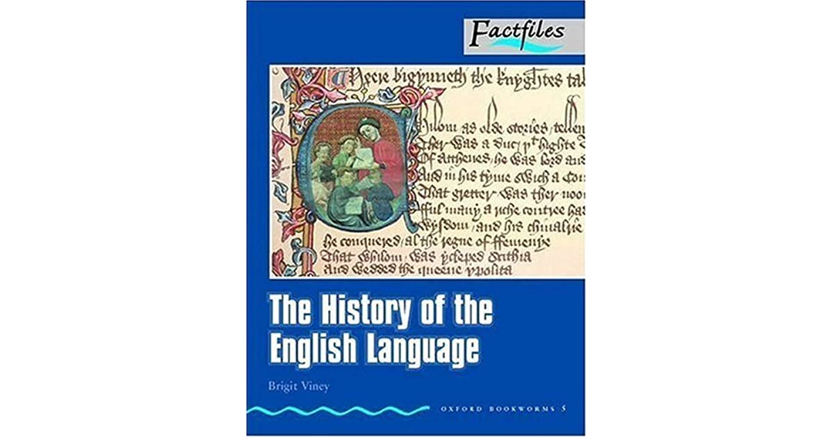 The history of the english language brigit viney