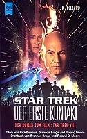 Star Trek: Der Erste Kontakt (Star Trek: TNG Movie Novelizations #2)