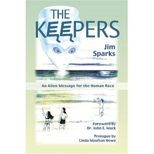 the keepers an alien message for the human race by jim