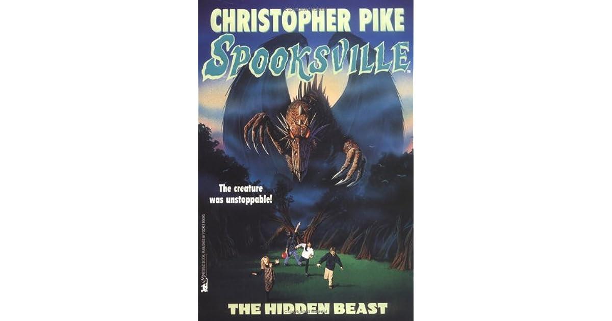 The Hidden Beast Spooksville 12 By Christopher Pike
