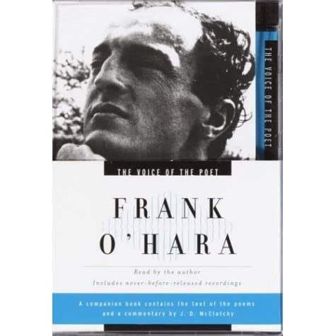 the ideas of community in the literary work of frank ohara Online literary criticism for frank o'hara frank o'hara (1926-1966) screenshot from the last clean shirt new work on frank o'hara and john ashbery.