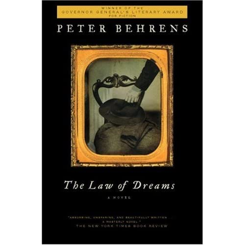 book review the law of dreams