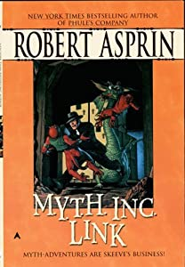M.Y.T.H. Inc. Link (Myth Adventures, #7)