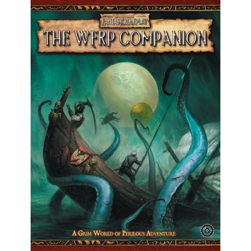 Image result for wfrp companion