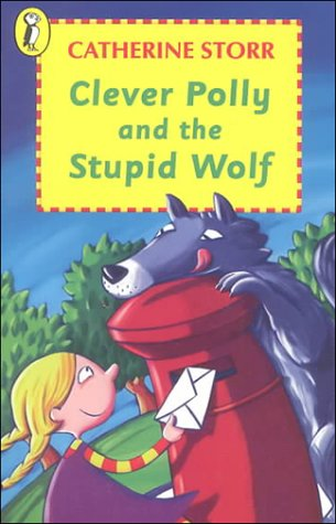 Image result for Clever Polly and the Stupid Wolf by Catherine Storr