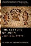 The Letters of John by John R.W. Stott