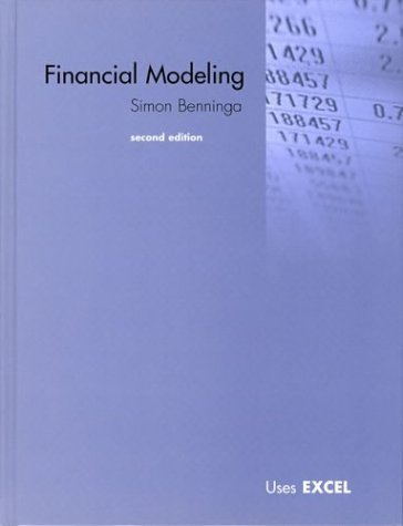 Financial Modeling - 2nd Edition Includes CD