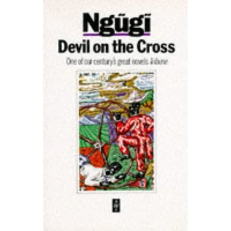 The Book Devil On The Cross