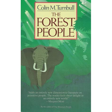 leavers vs takers in the forest people by colin turnbull and ishmael by daniel quinn
