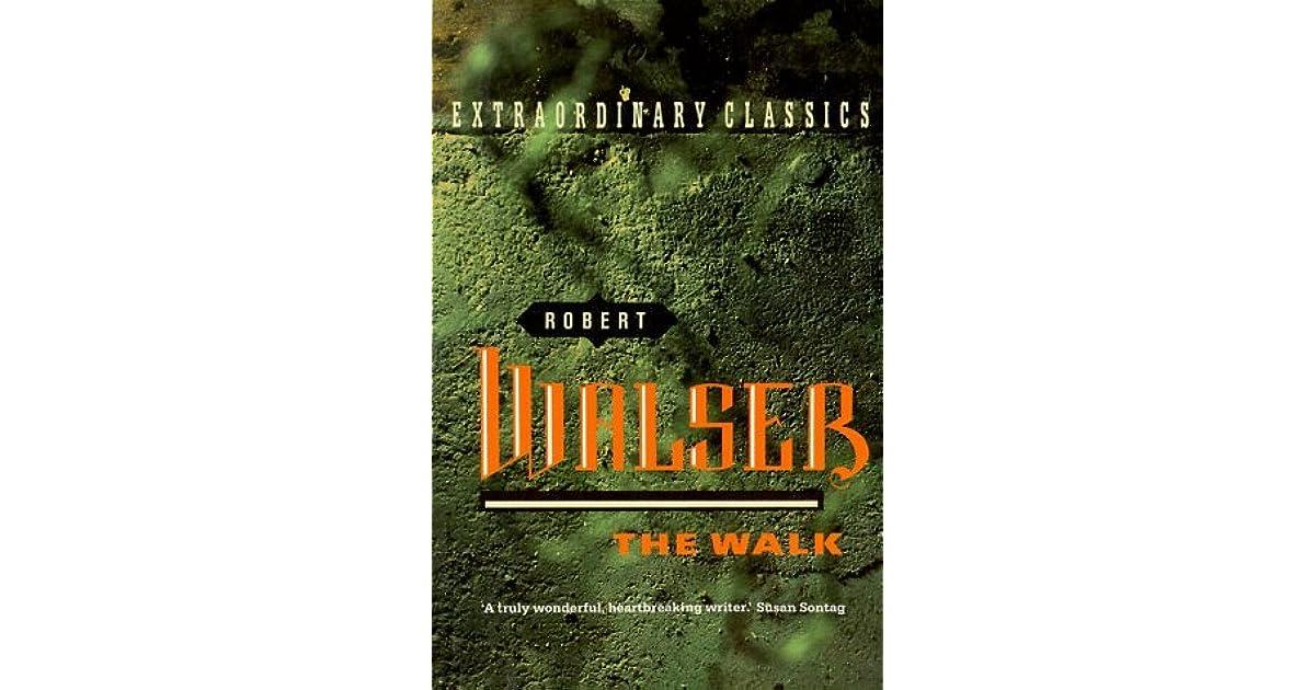 The Walk by Robert Walser