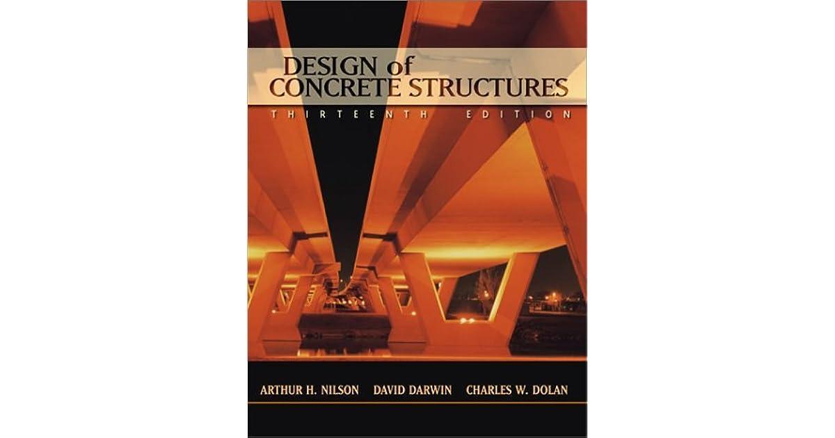 Design Of Concrete Structures Nilson Pdf