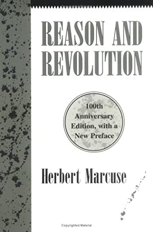 Reason and Revolution by Herbert Marcuse