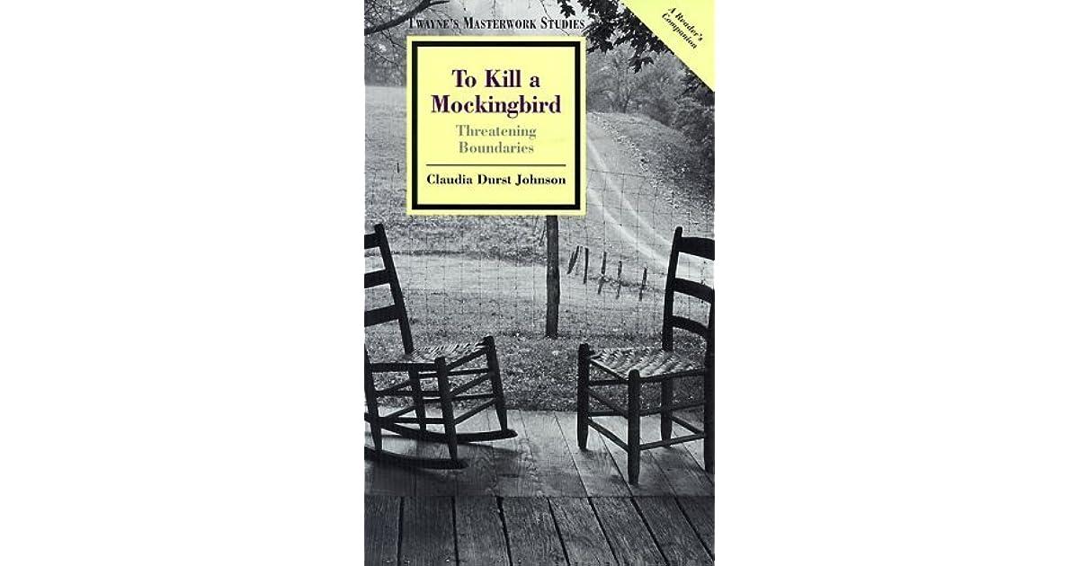 to kill a mockingbird gothic elements