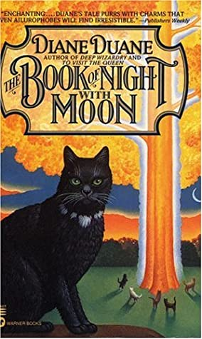 The Book of Night with Moon (Cats of Grand Central, #1)
