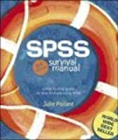 SPSS Survival Manual