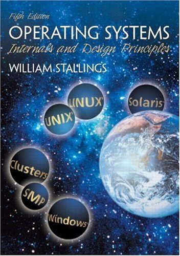 Operating Systems Internals and Design Principles, 9th Global Edition
