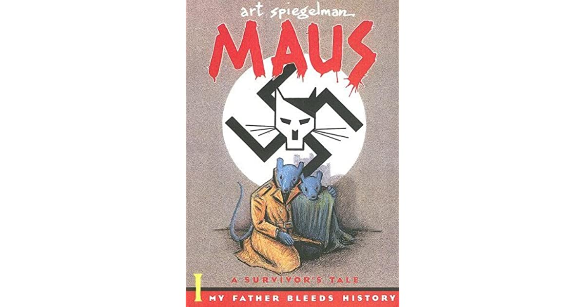 an analysis of father son relationship in maus a novel by art speigelman Analysis maus by art as i read maus i felt myself relating to art spiegelman and his relationship with his father art spiegelman's graphic novel maus.