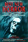 The Mammoth Book of Best New Horror, #11