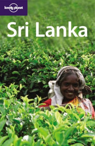 Joe Cummings] Lonely Planet Sri Lanka