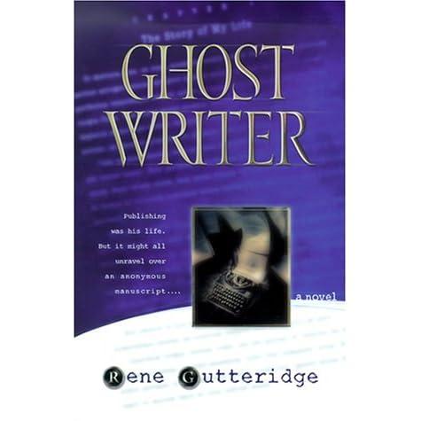 Ghost writing service novel